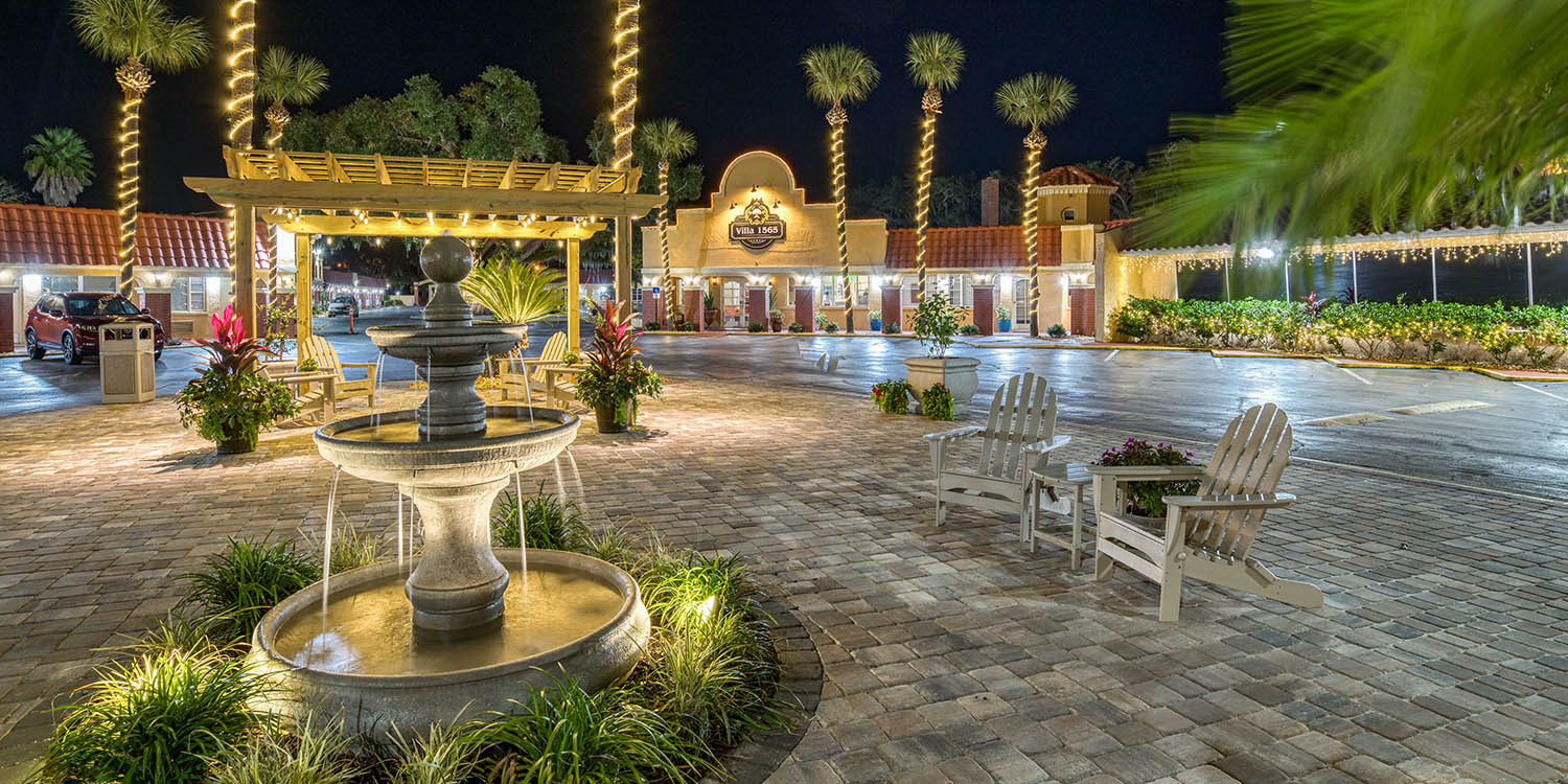 WELCOME TO OUR DOWNTOWN ST AUGUSTINE HOTEL