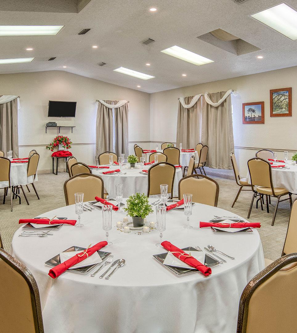 Banquet & Meetings