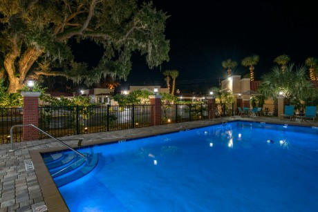 Villa 1565 - Pool/Night View