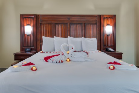 Villa 1565 - Deluxe king romance package